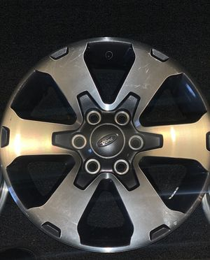Ford Pickup Rims. 18 x 7.5JX44 for Sale in Jupiter, FL