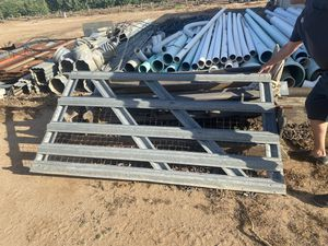 92 by 52 steel gate for Sale in Clovis, CA