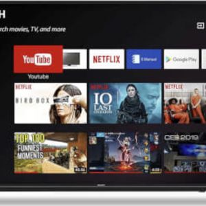 Flat Screen Smart Tv for Sale in Euclid, OH