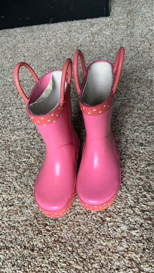 Size 5 rain boots for Sale in Paramount, CA