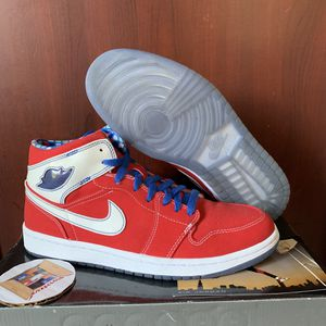 AIR JORDAN 1 RETRO LIMITED SERIES SIZE 10 for Sale in College Park, MD