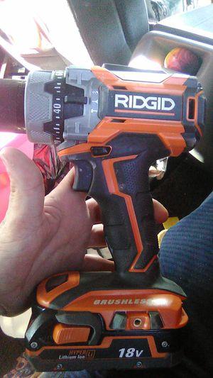 Ridgid hammer drill for Sale in Nashville, TN