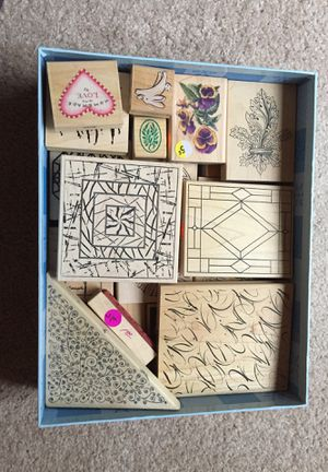 Arts & Crafts Stamps for Sale in Bristow, VA