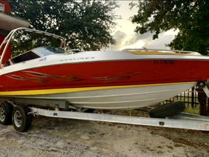 Very Cool, Retro & Beautiful Boat! (NEW ENGINE) for Sale in Fort Lauderdale, FL
