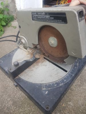 Saw for Sale in Dearborn Heights, MI