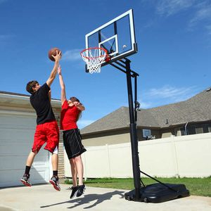 """Lifetime 52"""" XL Portable Basketball Hoop System for Sale in Naperville, IL"""