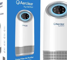 [Low Price]Clarifion AerClear- Air Purifier With HEPA Filter For Home & Office for Sale in New Port Richey,  FL