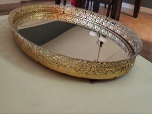 Antique tray mirror for Sale in San Antonio, TX
