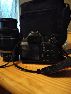 Canon Rebel T3 with 2 Lenses and charger. With bag for Sale in Erie, PA