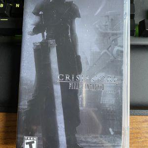 Limited Edition: Final Fantasy 7 Crisis Core-CIB for Sale in Tacoma, WA