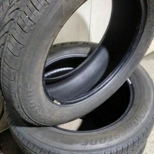 X4 TIRES 225/60R18 BRIDGESTONE Lots Of Tread Left Newer for Sale in Centreville, VA