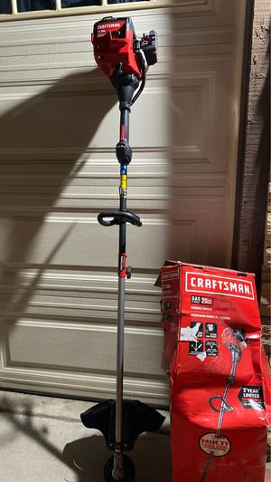 Craftsman 2 cycle Weedwhacker for Sale in Chino Hills, CA