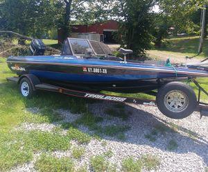 1990 Cajun Bass/Ski Boat for Sale in Bethpage, TN