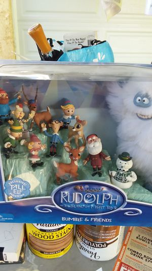 Rudolph the island of misfit toys for Sale in East Los Angeles, CA