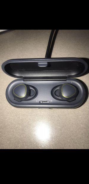 Samsung Gear Icon X bluetooth wireless earphones for Sale in Phoenix, AZ