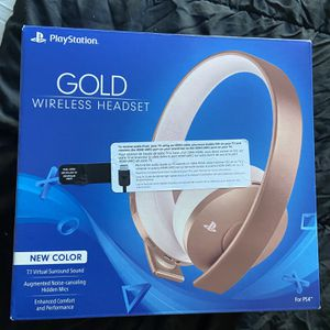 Playstation Headphones for Sale in Highlands Ranch, CO