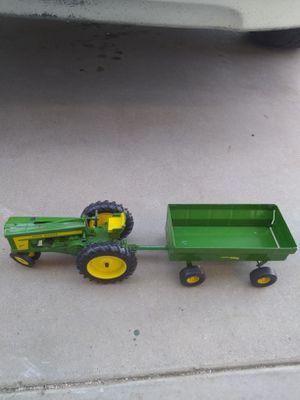Diecast metal John Deere tractor for Sale in Apache Junction, AZ