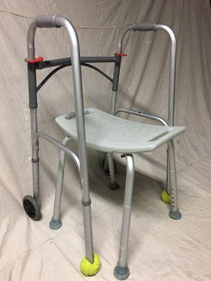 Walker and shower chair for Sale in La Grange, IL