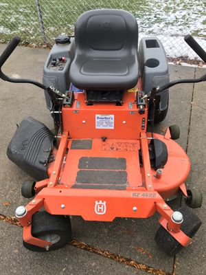 Husqvarna Zero-turn Riding Mower for Sale in Detroit, MI