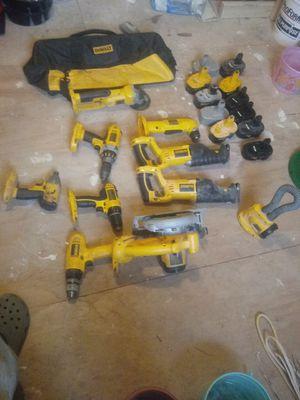Dewalt 18v tools for Sale in Shippensburg, PA