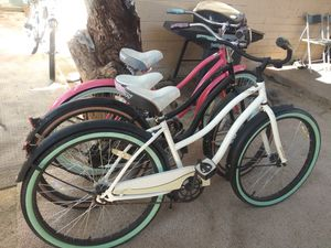 "THREE. BIKES HUFFY CRANBROOK 26"" $ 120 $ EACH for Sale in Phoenix, AZ"