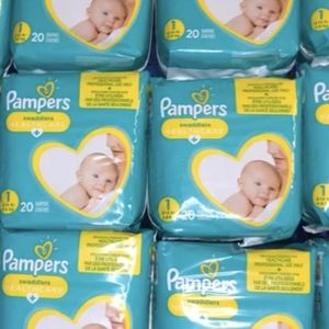 Pampers (cheap Each Pack Only $5) for Sale in Las Vegas, NV