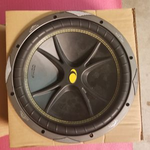 300 watts Kicker CompC Car Subwoofer - 12 for Sale in Wahneta, FL
