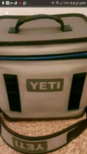 Yeti cooler for Sale in Fishers, IN