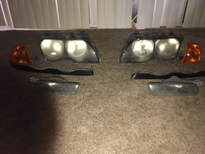Headlights 99 bmw 323i for Sale in San Leandro, CA