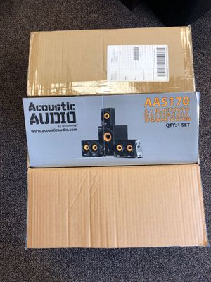 Speaker System for Sale in Waterford, CA