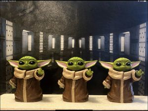 Star Wars Baby Yoda from the Mandalorian 3D printed figure for Sale in Severna Park, MD