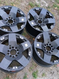 5x5 / 5x127 + 5x135 Kmc WHEELS for Sale in Boca Raton,  FL