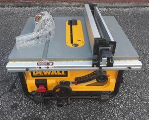 DeWalt 10-inch table saw for Sale in Greenville, SC