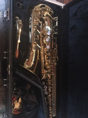 Yamaha Alto Saxophone Yas-52 for Sale in Sardis, OH