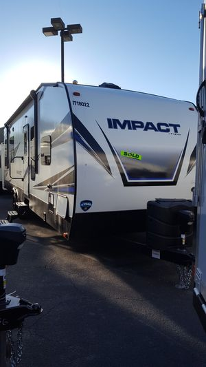 2018 Impact by fuzion toy hauler 3118 for Sale in Anaheim, CA