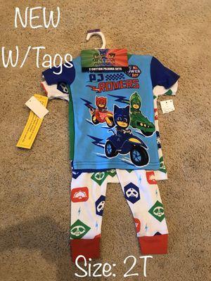 NEW W/TAGS Pj Mask 4 piece pajama set for Sale in Chula Vista, CA