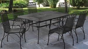 New!! Patio 7 pc dinning set for Sale in Tempe, AZ