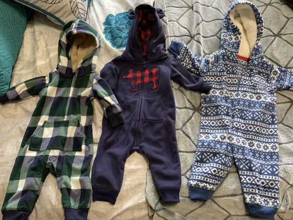 Baby winter suits
