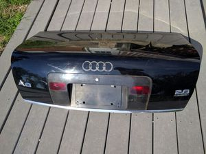 Audi A6 2.8T trunk lid for Sale in Clarksburg, MD
