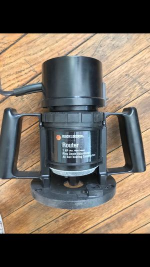 Brand new Black and Decker router for Sale in Lynwood, CA