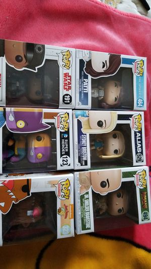Funko pops for Sale in Upland, CA
