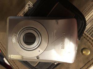 Cannon powershot digital camera for Sale in Lakeland, FL