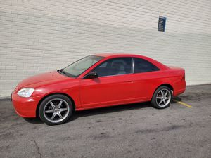 2002 honda civic (clean title) for Sale in Los Angeles, CA