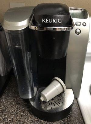 Keurig coffee maker, pod holder and Peet's coffee for Sale in Elkridge, MD