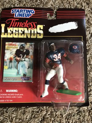 Walter Payton Starting Lineup for Sale in Morton, IL