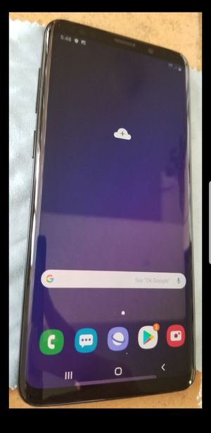 Samsung Galaxy s9 plus (Unlocked) for Sale in Chula Vista, CA