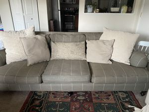 Sofa, couch, chair for Sale in Marshfield, MA