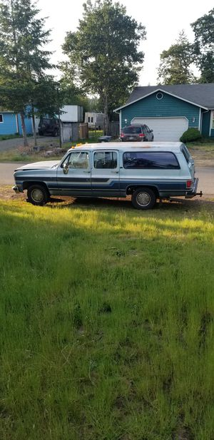 1991 gmc suburban parts for Sale in BETHEL, WA