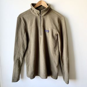 Patagonia fleece pullover zip sweater size small for Sale in Anaheim, CA