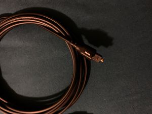 Pro optical cable made by audio quest for Sale in Waddell, AZ